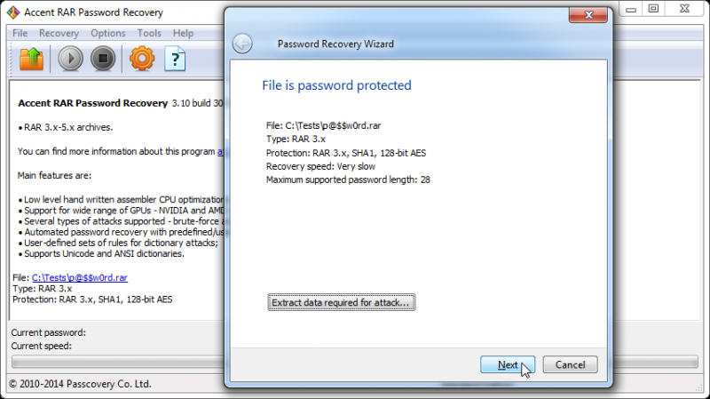 best password recovery software for rar