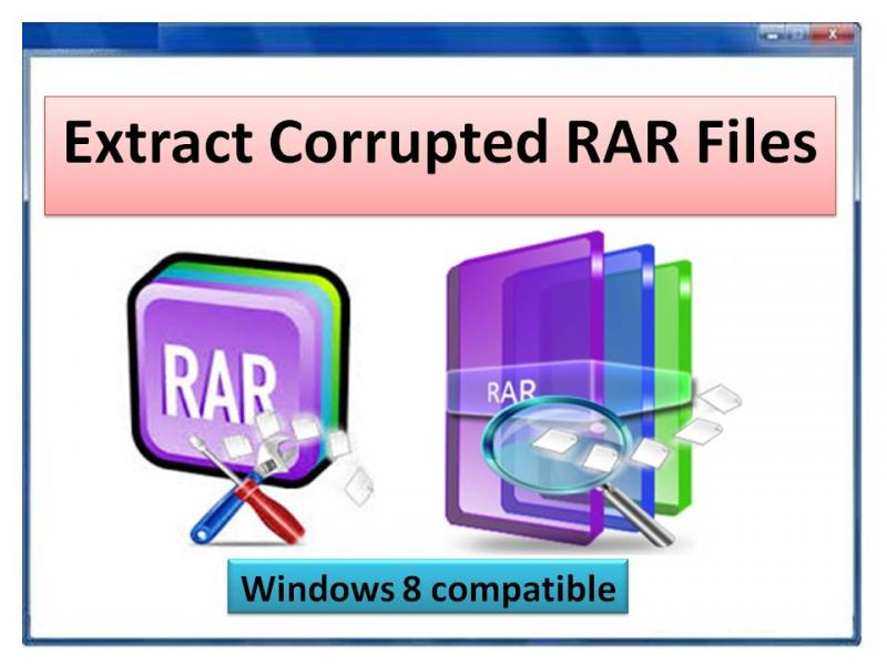 Extract Corrupted RAR Files Ver 2 0 0 17 on FileCart