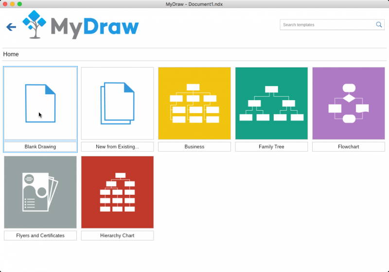 Mydraw for mac 20 on filecart mydraw for mac os is a powerful diagram designer providing all the functionality needed for creating professional flowcharts organizational charts ccuart Images